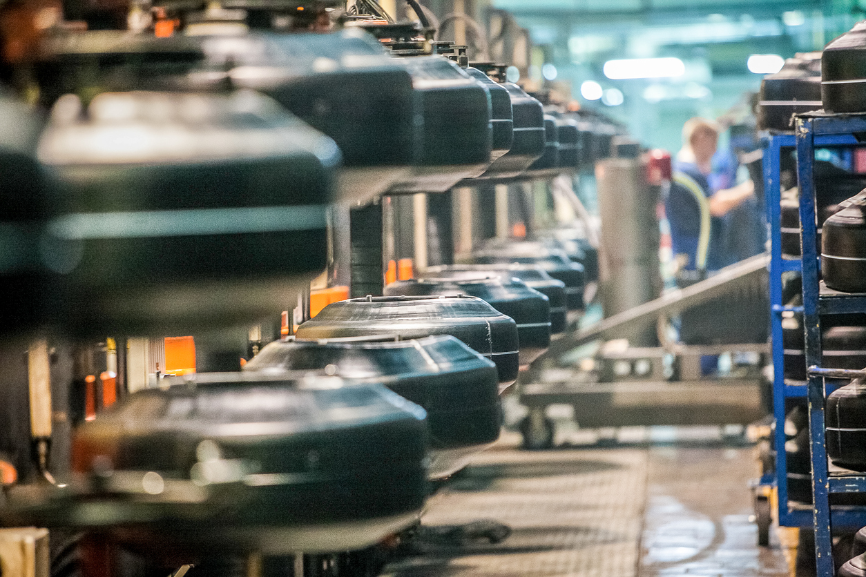 Nokian Tires-Production Process