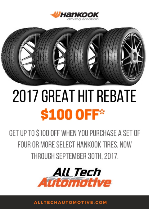 2017 Great Hit Rebate