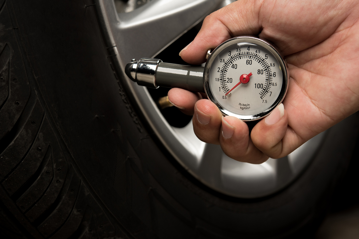 Why Does My Tire Pressure Light Come on When It's Cold?