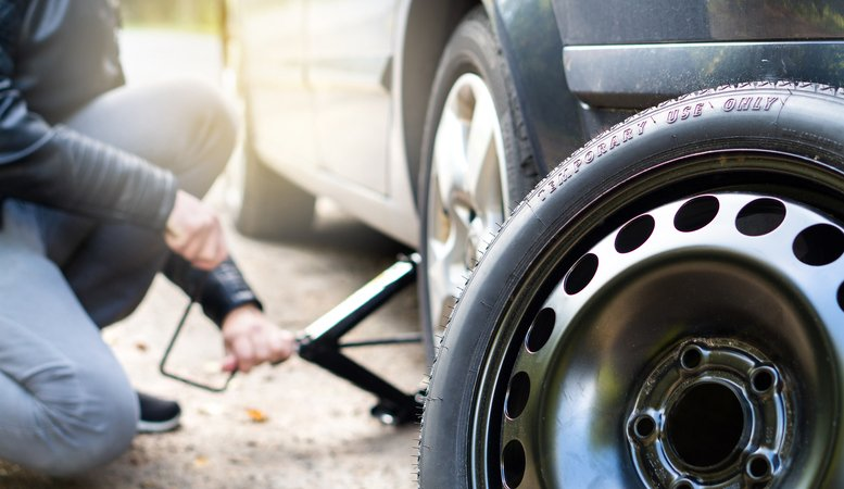 Tips for Maintaining and Driving on a Spare Tire